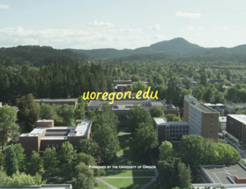 University of Oregon – IF