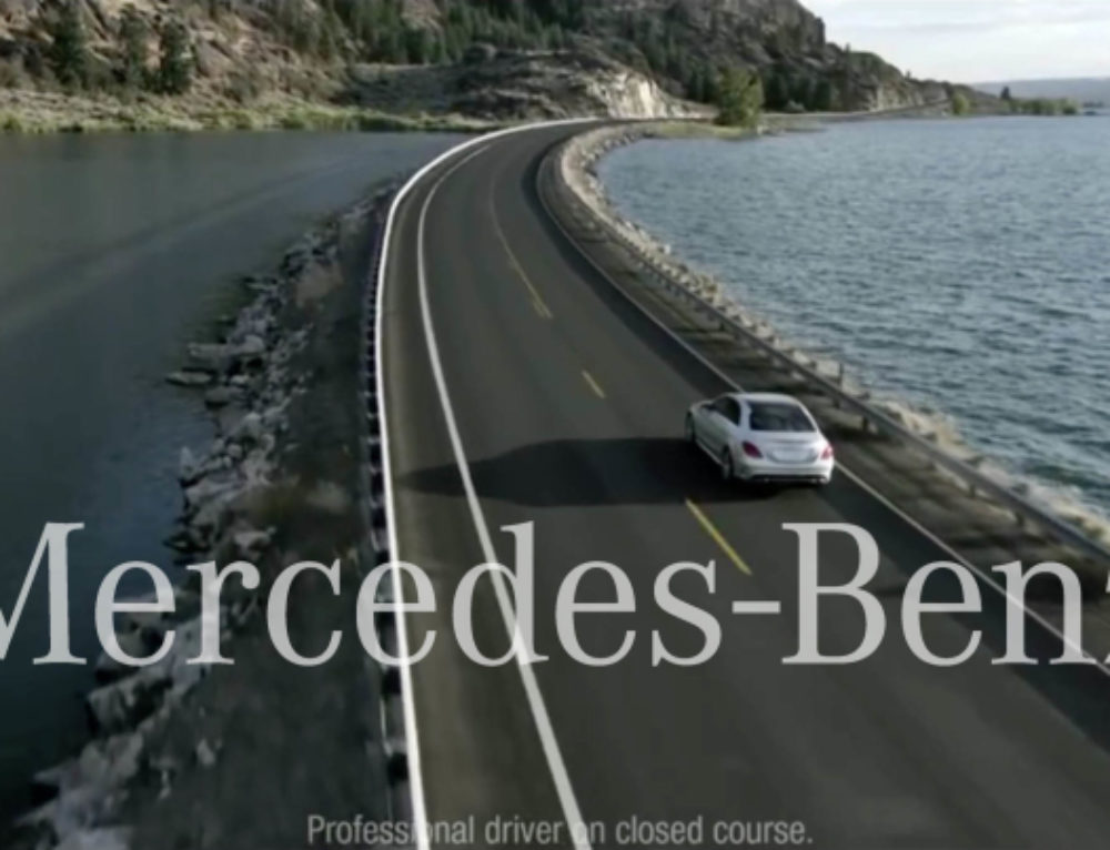 Mercedes – Small Stuff